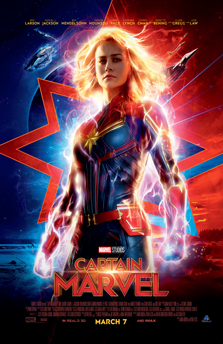 (IMAX-3D) CAPTAIN MARVEL